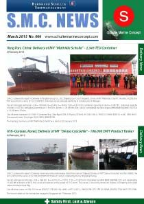 S.M.C. Newsletter #6Mar – 2015